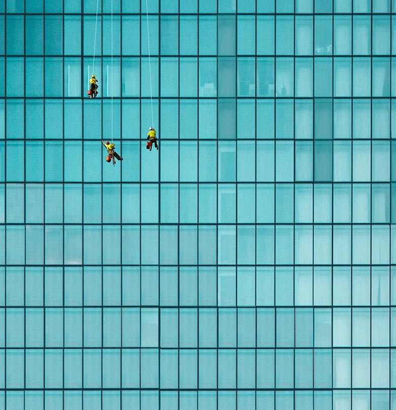 Facade cleaning services in Pune