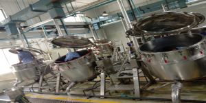 Machinery Cleaning in the Food Industry